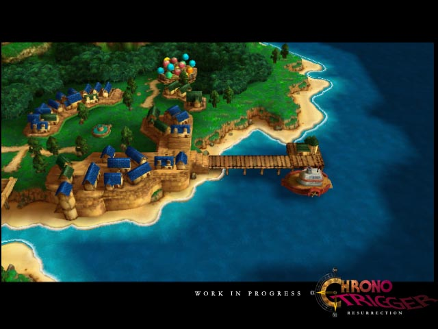 chrono resurrection gameplay venice - photo#4