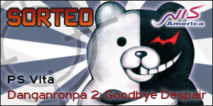 Concurso: Danganronpa 2: Goodbye Despair (PS Vita)