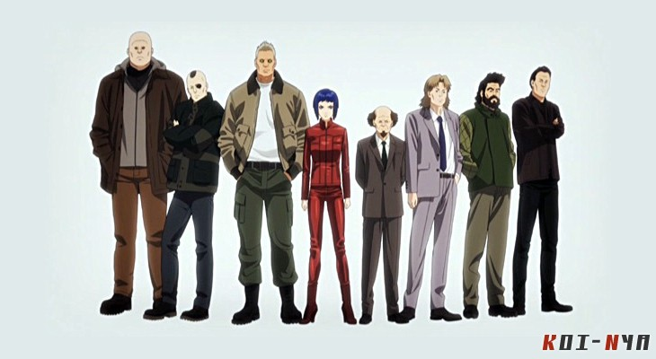 Ghost in the Shell ARISE es una nueva interpretación de la historia de Masamune Shirow. Funimation ha adquirido los derechos para su distribución en Norteamérica.