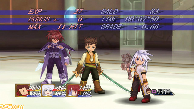 «Hilo Oficial» TALES OF SYMPHONIA: Chronicles ToSU_ToSGame_02