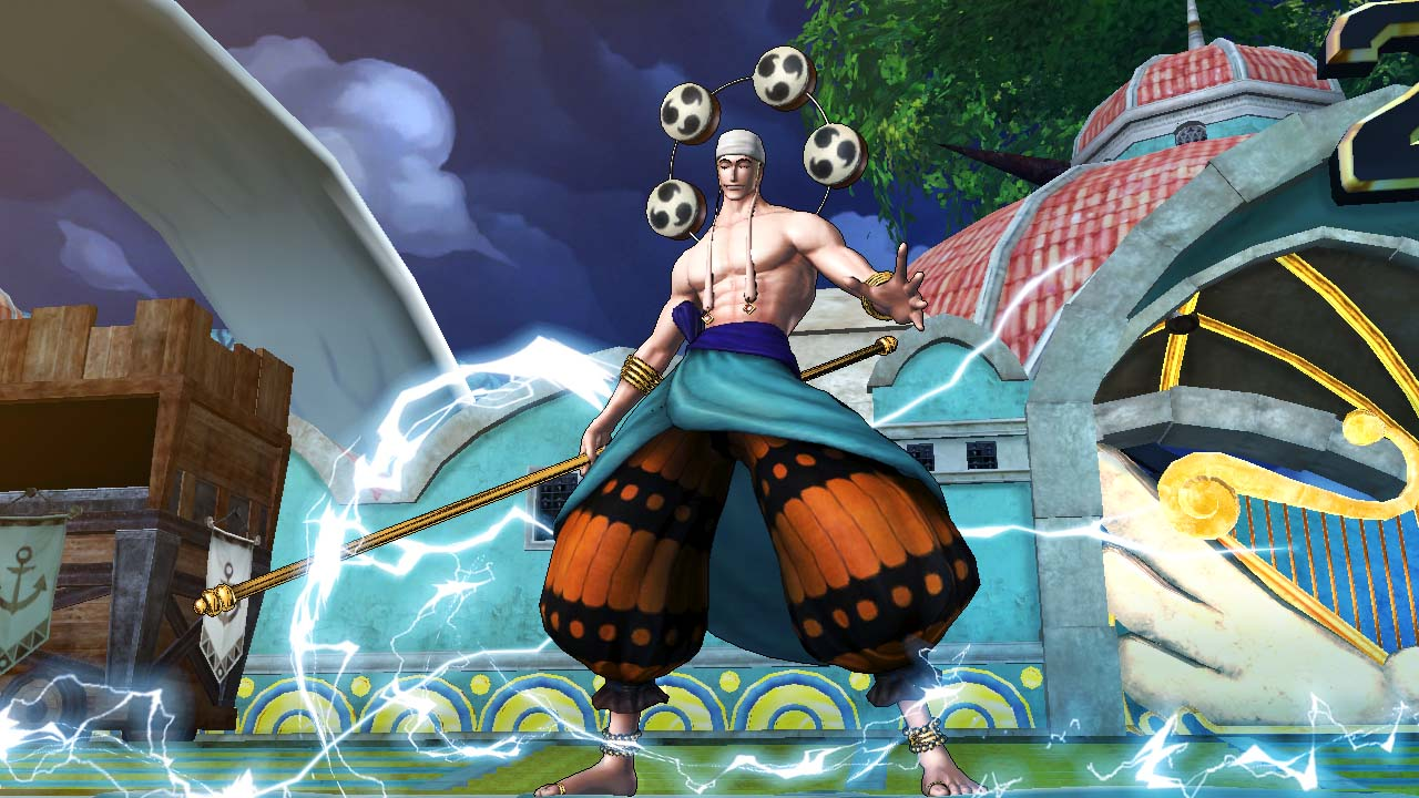 review one piece pirate warriors 2 koi nya. Black Bedroom Furniture Sets. Home Design Ideas