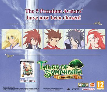 «Hilo Oficial» TALES OF SYMPHONIA: Chronicles - Página 3 1545717_767174763312067_1917998924_n