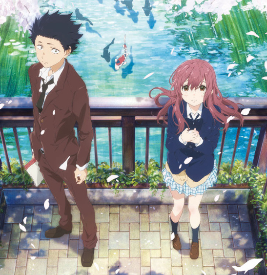La pel cula de koe no katachi ofrecer subt tulos para for Koi no katachi