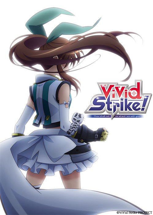 viivid strike anime