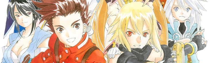 Tales of Symphonia Chronicles (Tales of Symphonia Unisonant Pack)