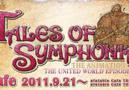 Tales of Symphonia The United World Cafe