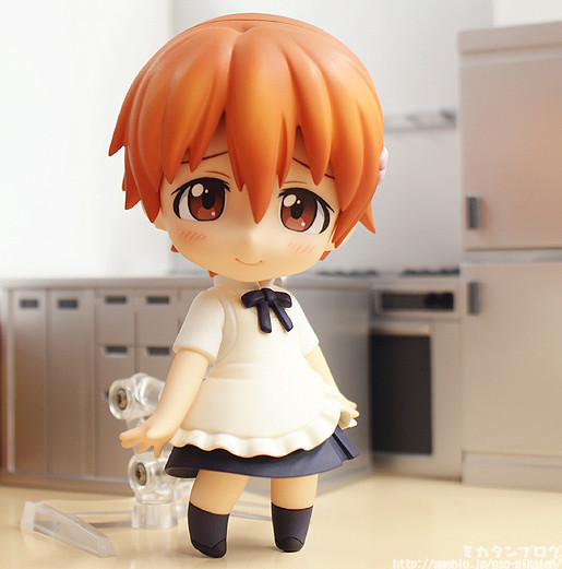 Preview de la nendoroid de Inami Mahiru (Working!!)