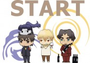 Assassin y Archer invaden los Fate/Zero Cafe