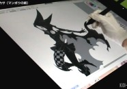 Nuevo vdeo de Drawing with Wacom Tsukasa Ryg aka Manbou no Ane