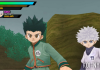 La cooperación en Hunter X Hunter: Wonder Adventure de PSP