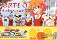 Concurso Código para Steam de Cherry Tree High Comedy Club (Nyu Media)