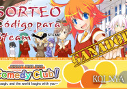 Ganador Código para Steam de Cherry Tree High Comedy Club Nyu Media