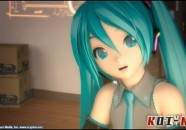 Project Diva Hatsune Miku F