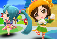 Nuevas imgenes de Hatsune Miku Project Mirai 2