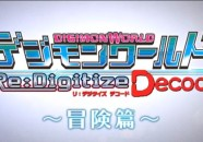 Dos nuevos tráilers de Digimon World Re Digitize Decode