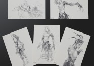 Vagrant Story exhibit en ARTNIA