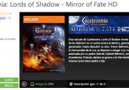 Castlevania Lords of Shadow – Mirror of Fate HD ya disponible para Xbox 360