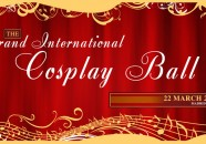 I Grand International Cosplay Ball Spain: el cosplay se viste de gala el 22 de marzo en Madrid