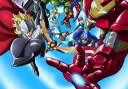 Anunciado el reparto y el staff de Marvel Disk Wars The Avengers
