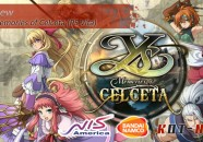 Review Ys - Memories of Celceta