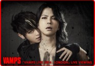 VAMPS LIVE 2014 LONDON