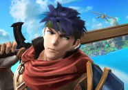 Super Smash Bros - Ike - Fire Emblem 06