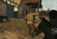 Metal Gear Solid V The Phantom Pain muestra su gameplay en un nuevo vídeo