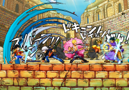 Nuevas capturas de One Piece Super Grand Battle! X1