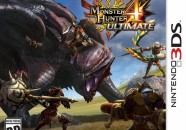 Revelada la carátula de Monster Hunter 4 Ultimate