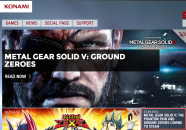Metal Gear Solid V The Phantom Pain y Metal Gear Solid V Ground Zeroes llegaran a Steam