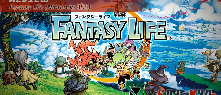 Review: Fantasy Life