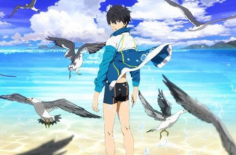 Free! tendrá película, High☆Speed! -Free! Starting Days-, y se estr...