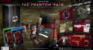 Metal Gear Solid V: The Phantom Pain anuncia sus ediciones especiales y fecha de PC