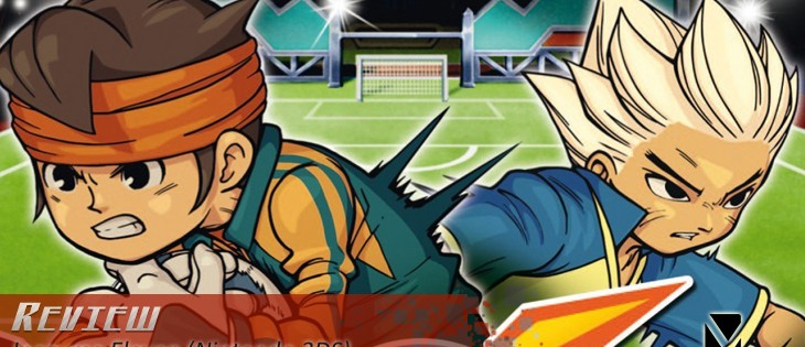 Review: Inazuma Eleven (Nintendo 3DS)