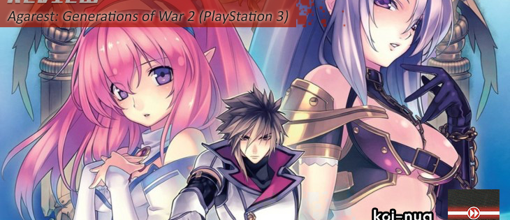 Análisis: Agarest: Generations of War 2