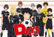 DAYS anime imagen promocional