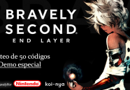 sorteo bravely second koinya nintendo