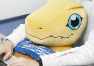 agumon digimon adventure tri
