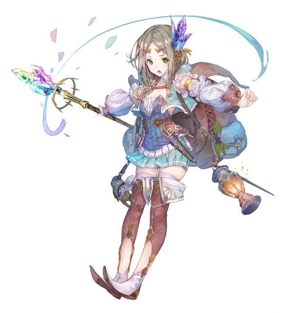 Atelier Firis The Alchemist of the Mysterious Journey anunciado para PlayStation 4 y PS Vita 02