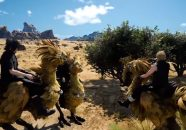 Nuevo video con gameplay de Final Fantasy XV centrado en los chocobos