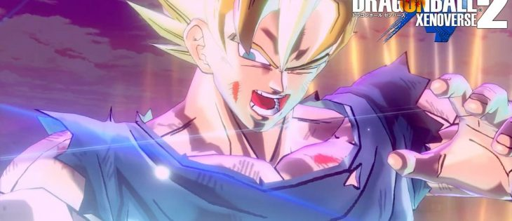 Dragon Ball Xenoverse 2 anunciado para PlayStation 4, Xbox One y PC...