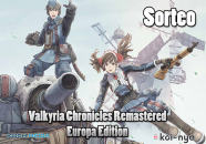 sorteo valkyria chronicles remastered