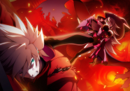 BlazBlue Central Fiction llegará a Europa a finales de año