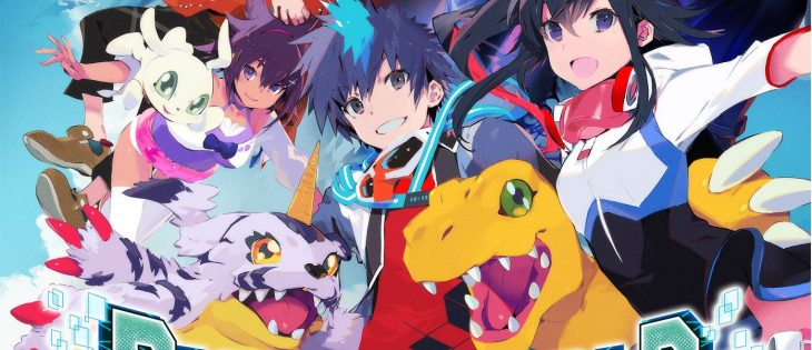 Digimon World: Next Order anunciado para Occidente
