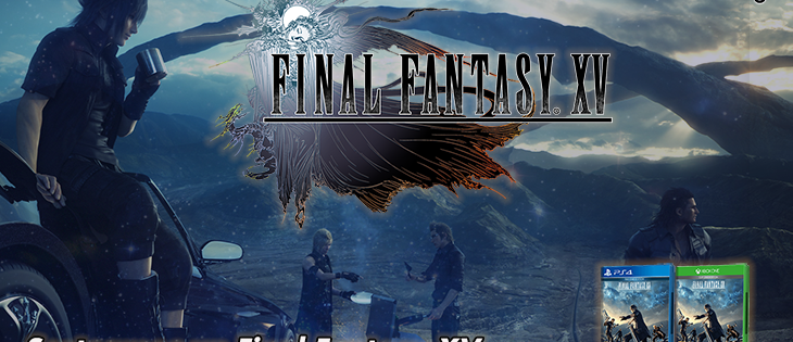 Sorteo: una copia de Final Fantasy XV (PlayStation 4 / Xbox One)
