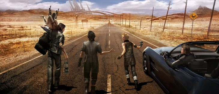 Vídeo: jugamos y comentamos Final Fantasy XV