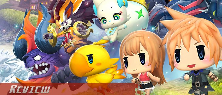 Análisis: World of Final Fantasy (PlayStation 4 / PlayStation Vita)