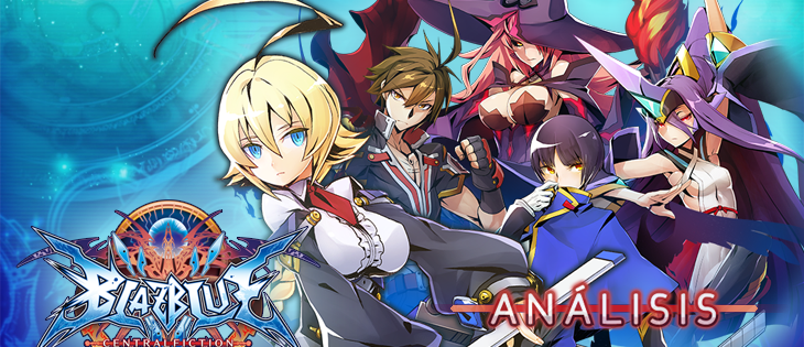Análisis: BlazBlue: Central Fiction (PS4/PS3)