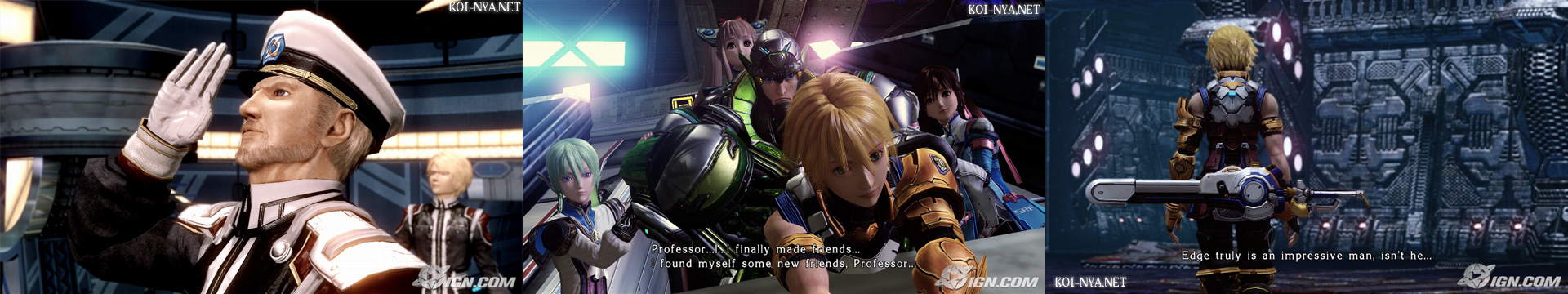 Star Ocean: The Last Hope - story
