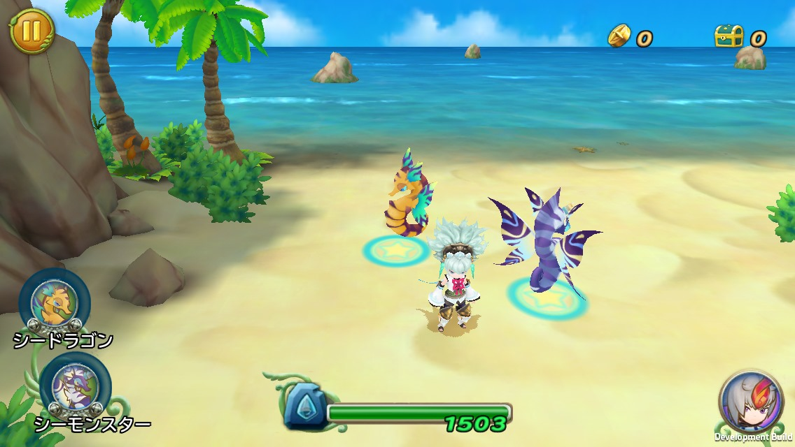 Rise Of Mana El Juego Para Android De La Saga World Of Mana Ya